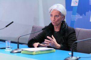 Beurzen Vandaag: Lagarde zet toon voor Europese beurzen