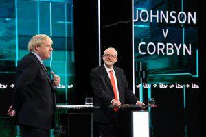 Aandeel onder druk door Labour's breedbandbelofte