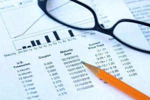 koersen van veel CMS-obligaties liggen ver onder de 100