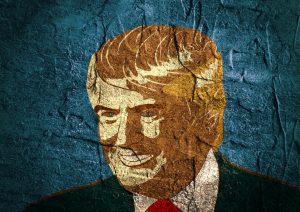 De portefeuilles van Beleggers Belangen werden geraakt door Trump