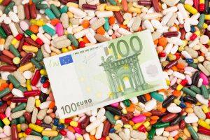 Europese farma-aandelen