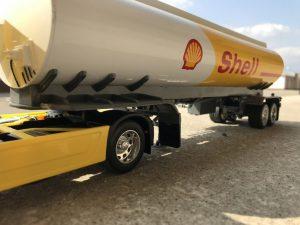Resultaten Shell vallen tegen